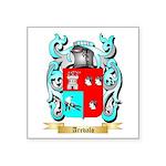 Arevalo Square Sticker 3