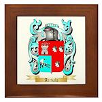 Arevalo Framed Tile