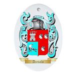 Arevalo Ornament (Oval)