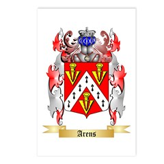 Arens Postcards (Package of 8)