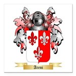 Areni Square Car Magnet 3
