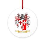 Arenas Ornament (Round)