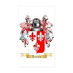 Arenala Sticker (Rectangle 50 pk)