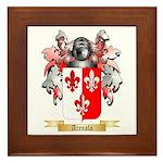 Arenala Framed Tile
