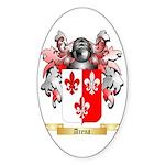 Arena Sticker (Oval 10 pk)