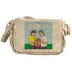 KNOTS Berry Farm Messenger Bag