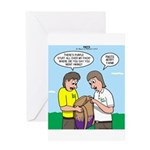 KNOTS Berry Farm Greeting Card