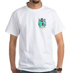 Arellano White T-Shirt