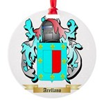 Arellano Round Ornament