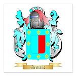Arellano Square Car Magnet 3