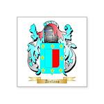 Arellano Square Sticker 3