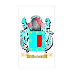 Arellano Sticker (Rectangle)