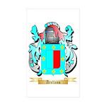 Arellano Sticker (Rectangle 50 pk)