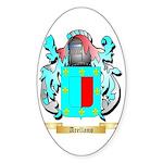 Arellano Sticker (Oval)