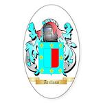 Arellano Sticker (Oval 10 pk)