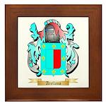 Arellano Framed Tile