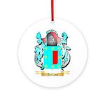 Arellano Ornament (Round)