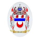 Ardill Ornament (Oval)