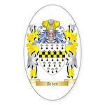 Arden Sticker (Oval 50 pk)