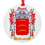 Arcucci Round Ornament