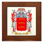 Arcucci Framed Tile