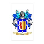Arcos Sticker (Rectangle)
