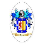Arcos Sticker (Oval 50 pk)