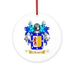 Arcos Ornament (Round)