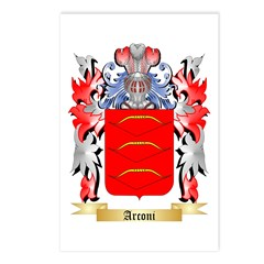 Arconi Postcards (Package of 8)