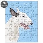 Bull Terrier Puzzle