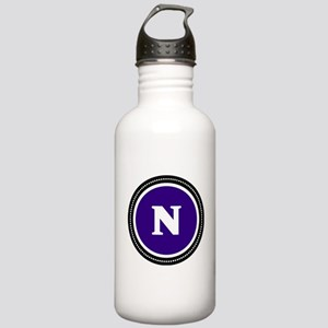 Purple Stainless Water Bottle 1.0L