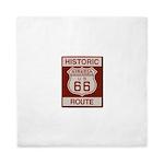 Siberia Route 66 Queen Duvet