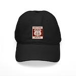 Siberia Route 66 Black Cap