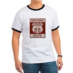 Siberia Route 66 Ringer T