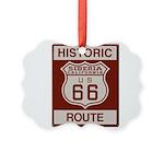 Siberia Route 66 Picture Ornament