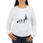 Slam Dunk Evolution 1 Women's Long Sleeve T-Shirt
