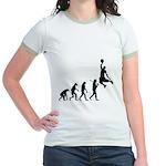 Slam Dunk Evolution 1 Jr. Ringer T-Shirt