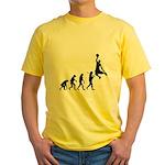 Slam Dunk Evolution 1 Yellow T-Shirt