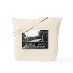 Pioneer Cabin Tote Bag