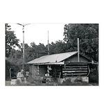 Pioneer Cabin Postcards (Package of 8)
