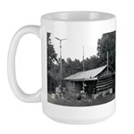Pioneer Cabin Large Mug
