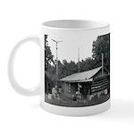 Pioneer Cabin Mug