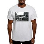 Pioneer Cabin Ash Grey T-Shirt