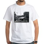 Pioneer Cabin White T-Shirt