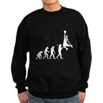Evolution of the Slam Dunk1 white Sweatshirt (dark
