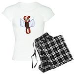 Bacon Cupid Women's Light Pajamas