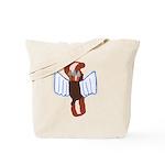 Bacon Cupid Tote Bag