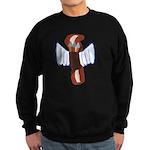 Bacon Cupid Sweatshirt (dark)