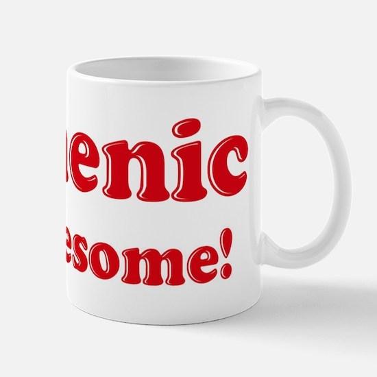 Domenic is Awesome Mug