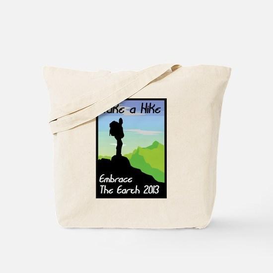 Celebrate Earth Day 2013 Tote Bag